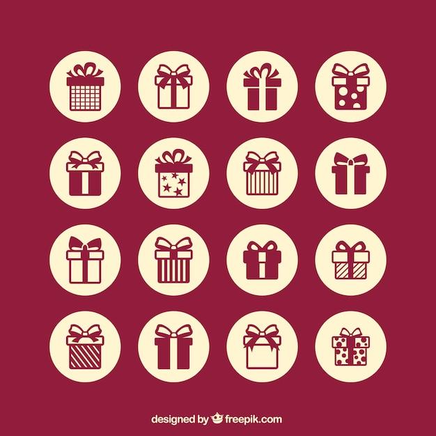 Iconos regalo descargar vectores gratis for Pc in regalo gratis