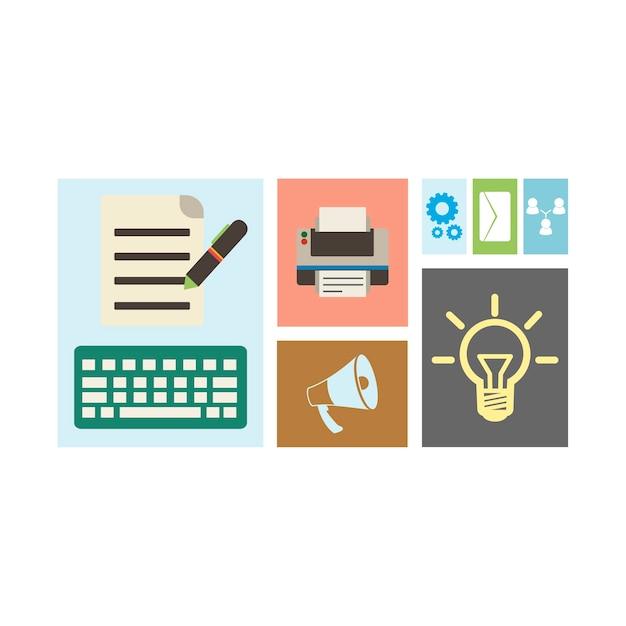 Ilustración del concepto de negocio vector gratuito