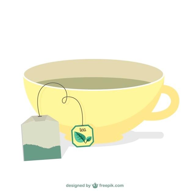 ilustraci u00f3n de bolsa de t u00e9 y taza descargar vectores gratis tea cup clipart png tea cup clip art free download