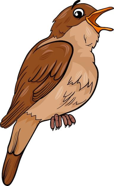 ilustraci u00f3n de dibujos animados de p u00e1jaro ruise u00f1or cartoon bird clipart black and white flying bird cartoon clipart