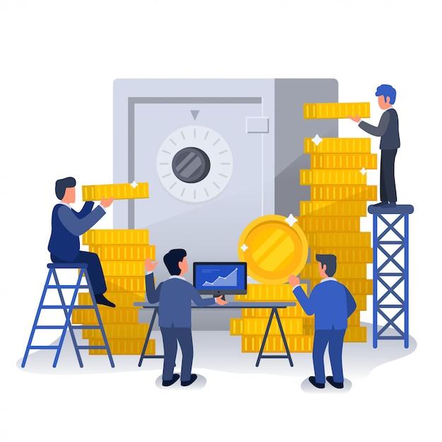 Opciones binarias comerciales de gestión de dinero