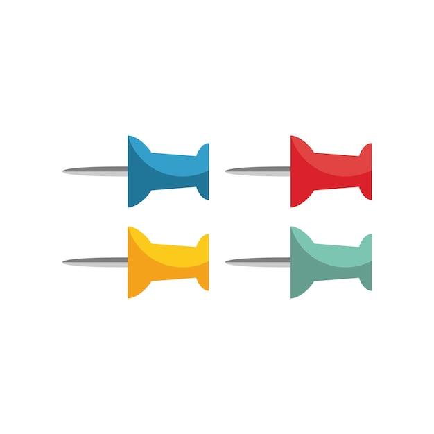 Ilustración del icono estacionario vector gratuito