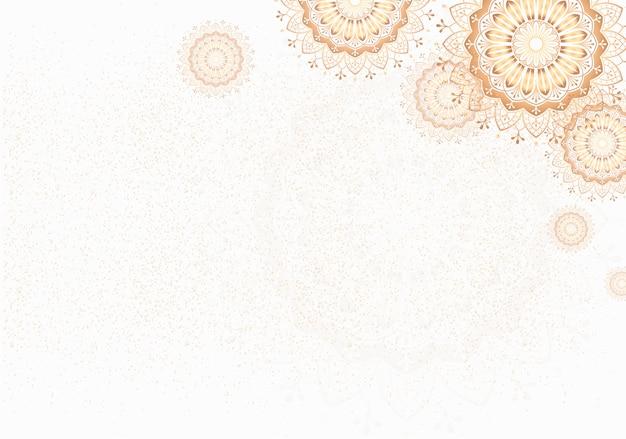 Ilustración de mandala vector gratuito