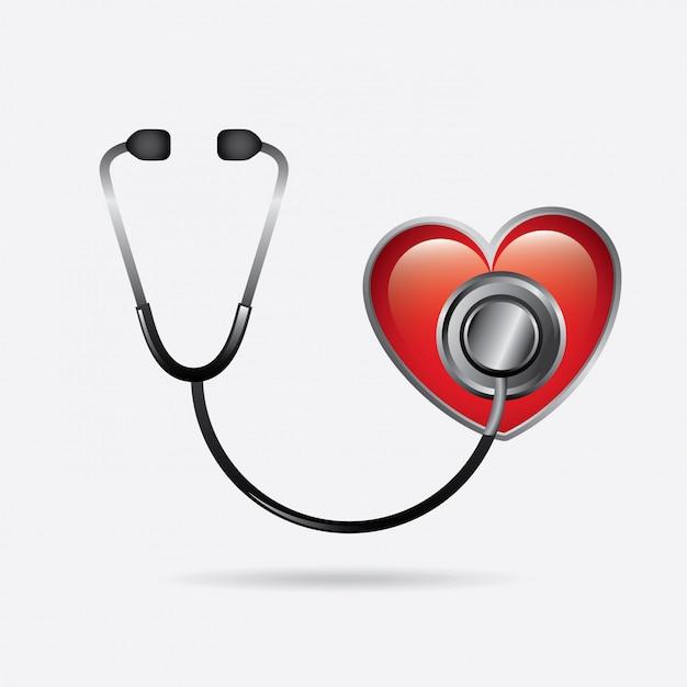 Ilustración médica vector gratuito