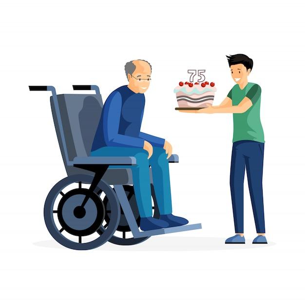 el comedor con una silla moviendose dibujo