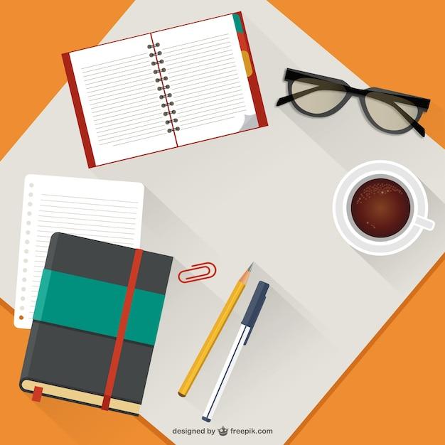 ilustraci u00f3n vectorial de escritorio