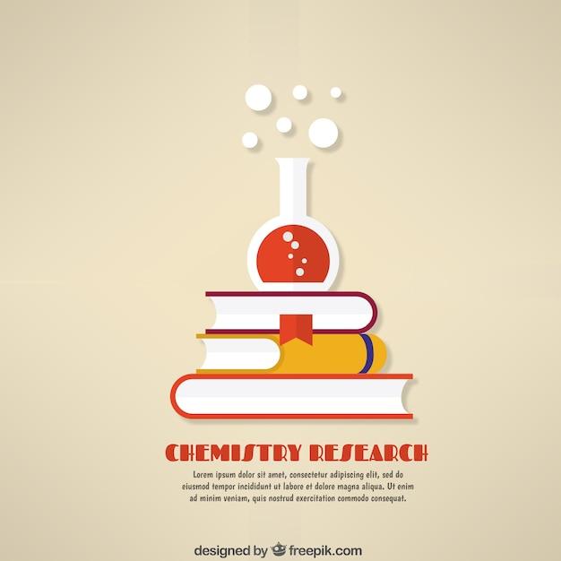 Investigación de Química | Descargar Vectores gratis