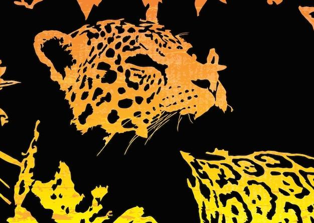 jaguar vector Vector Gratis