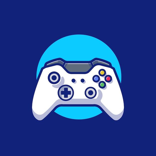 Juego de joystick. tecnología deportiva vector gratuito