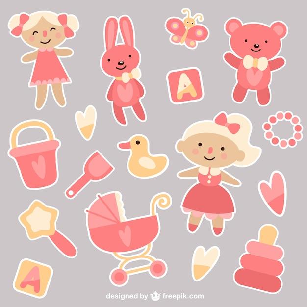 juguetes de nia beb
