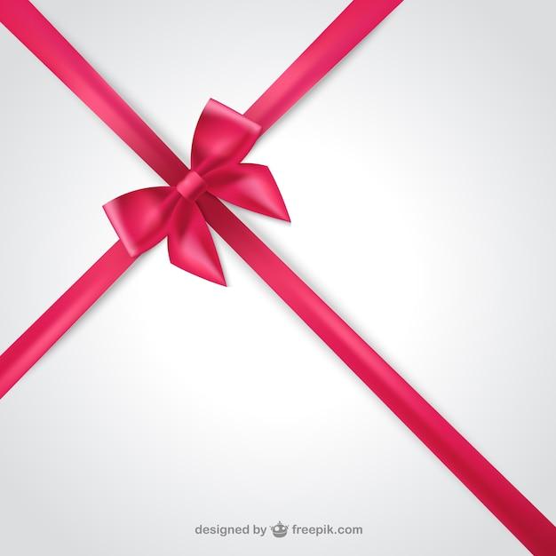 Lazo y cinta realista descargar vectores gratis - Cinta para regalo ...