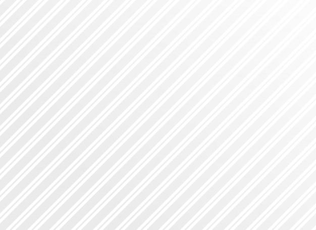 Limpiar rayas blancas mínimas vector patrón de fondo vector gratuito