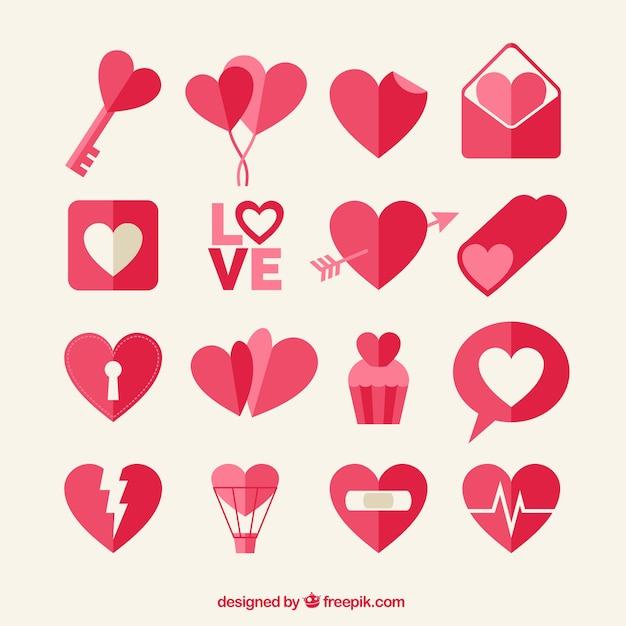 iconos de amor gratis: