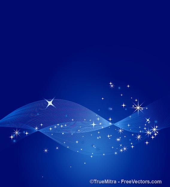 Lineas Azules Fondo Abstracto Creativo 275 Degradado Azul Marino