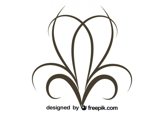 Líneas Decorativas Minimalista Vintage