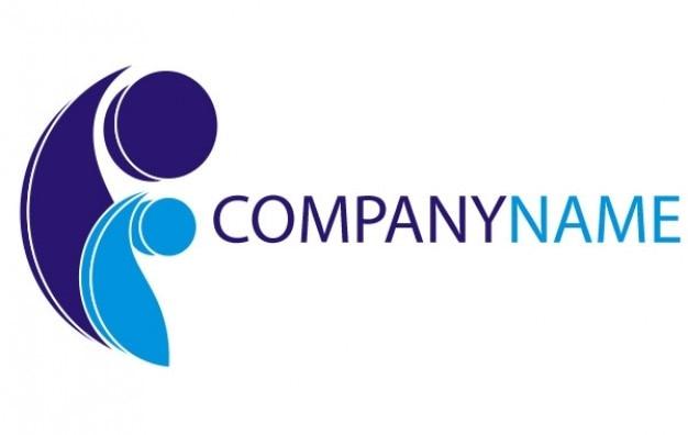 Logo creciente nombre de la empresa descargar vectores for Empresa logos