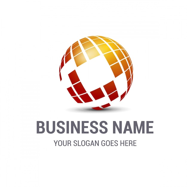 Logo de empresa corporativa descargar vectores gratis for Logo de empresa gratis