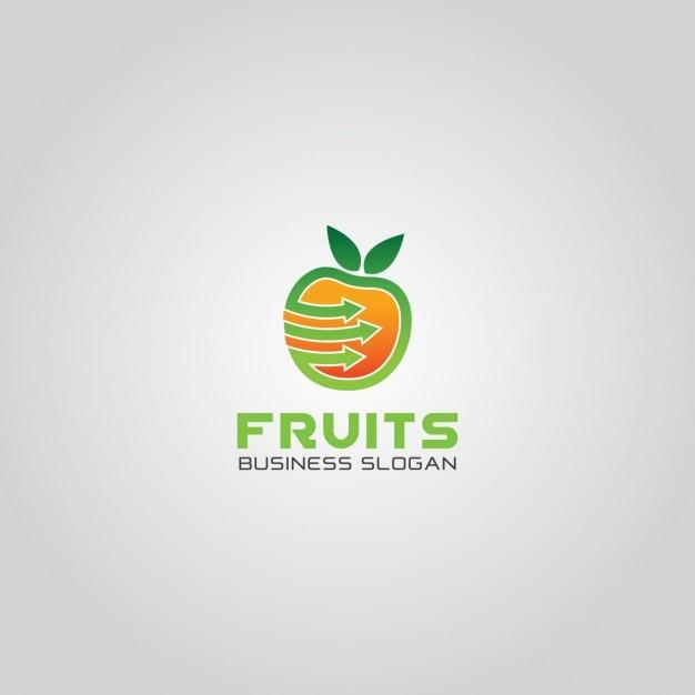 Logo de empresa de manzana descargar vectores gratis for Logo de empresa gratis