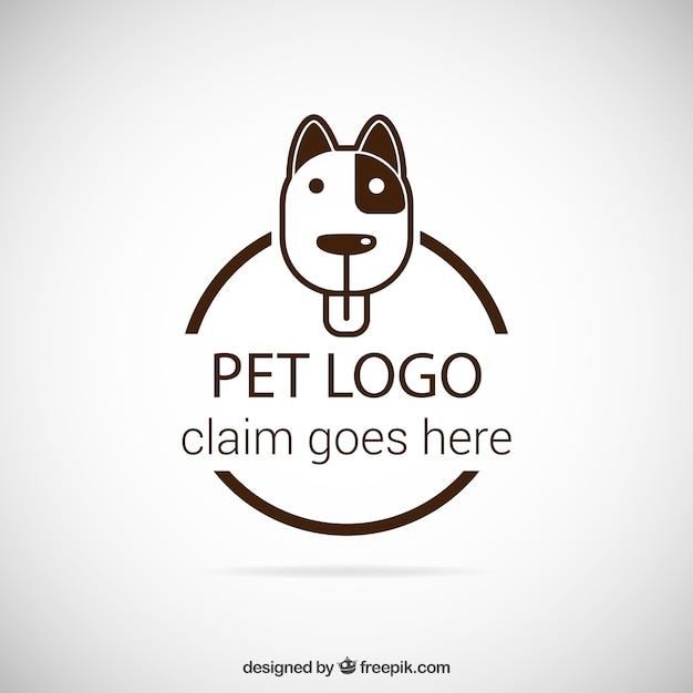 Logo Mascotas Descargar Vectores Gratis
