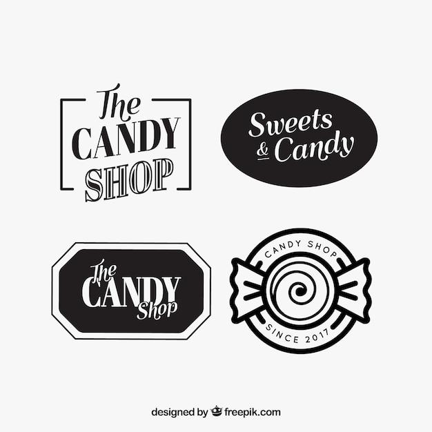 Logos fant sticos para tienda de dulces descargar - Boutique free angouleme numero ...