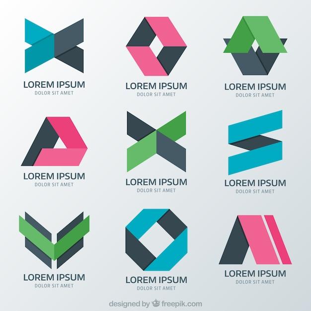 Figuras geometricas abstratas
