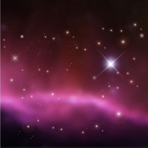 Luces en el universo descargar vectores gratis for Immagini universo gratis
