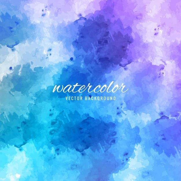 Manchas de pintura azul y p rpura descargar vectores gratis for Colores de pintura azul