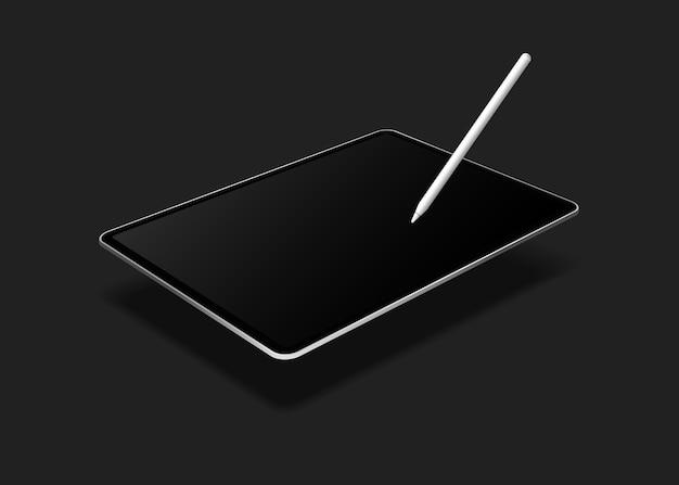 Maqueta de dispositivo digital vector gratuito