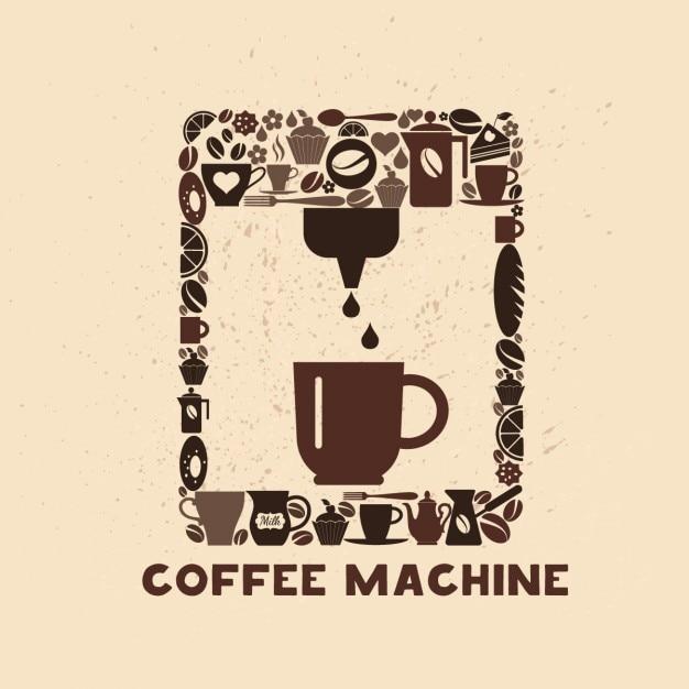 Maquina De Cafe En Cups