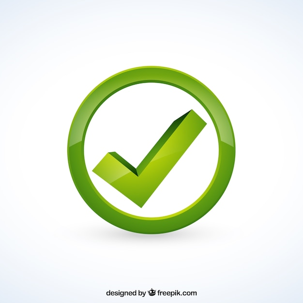 marca de verificaci u00f3n verde descargar vectores gratis vector check mark images vector check mark green