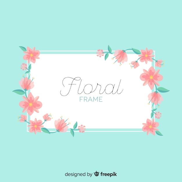 4f32f5573e75c Marco Rectangular Flores