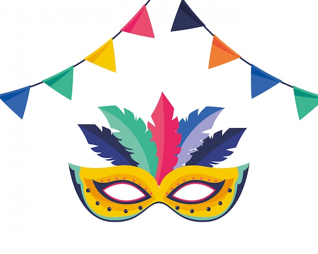 Resultado de imagen de mascaras carnaval