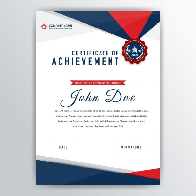 Certificate of recognition for outstanding performanced most corporate certificate design vector special offers yelopaper Choice Image