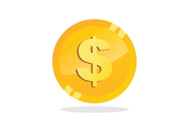 Moneda Icono Símbolo Logo