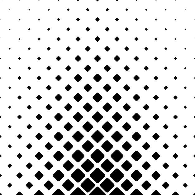 Monocromática resumen patrón cuadrado de fondo diseño geométrico de ...