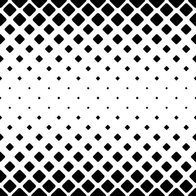 Monocromo resumen cuadrado patrón fondo - blanco y negro geométrico ...
