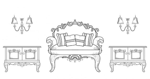 Increíble Muebles De Mesa Sillón Embellecimiento - Muebles Para ...