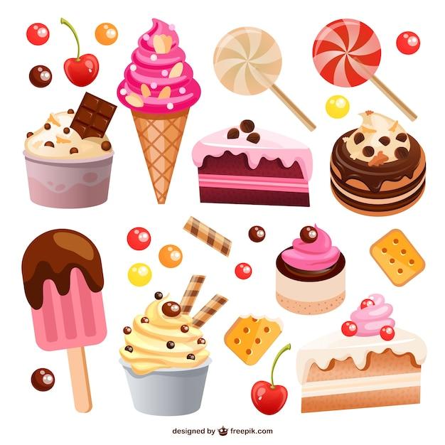 Download Cartoon Ice Cream Wallpaper Gallery: Descargar Vectores Gratis