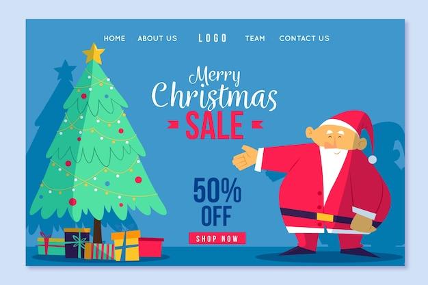Inicio Feliz Navidad.Pagina De Inicio De Venta De Feliz Navidad Descargar