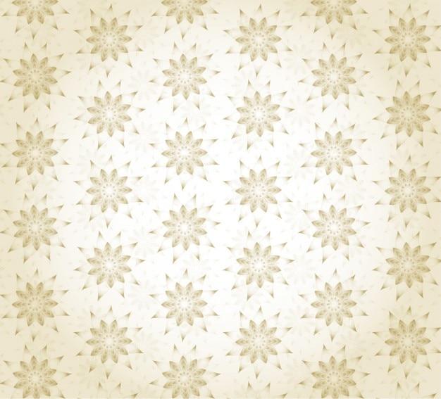 Papel tapiz floral dorado descargar vectores gratis for Papel de pared dorado