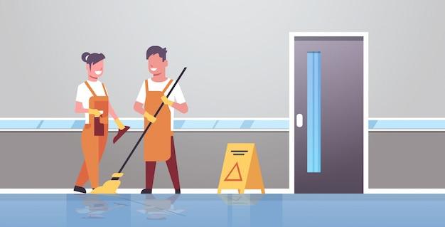 limpieza general de la comunidad