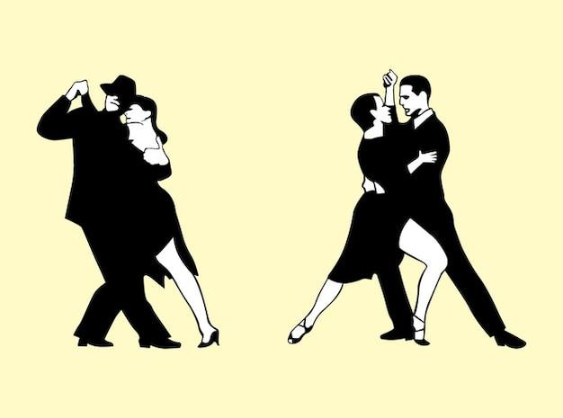 Parejas en blanco y negro bailando descargar vectores gratis - Fotos de parejas en blanco y negro ...