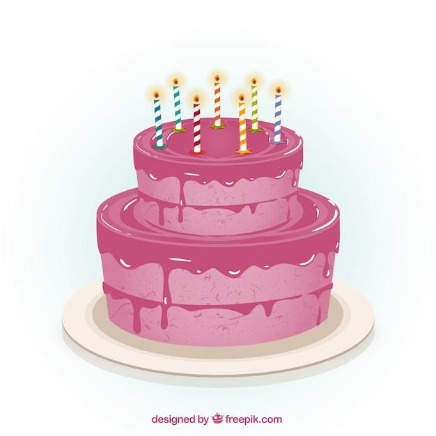 rosa de cumpleaños