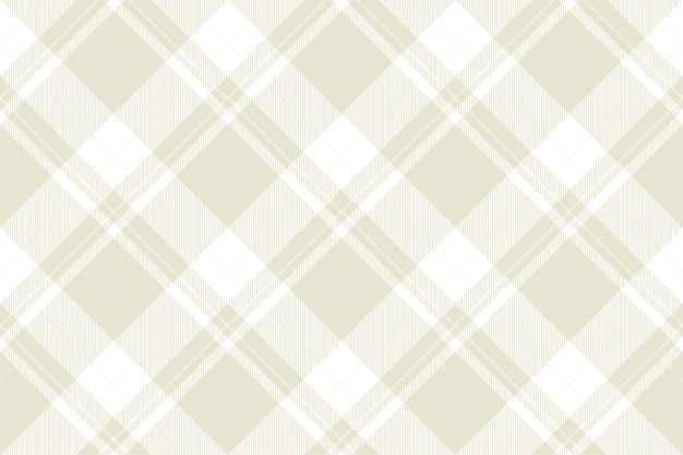 Patrón de cuadros sin costuras escocés tartán Vector Premium
