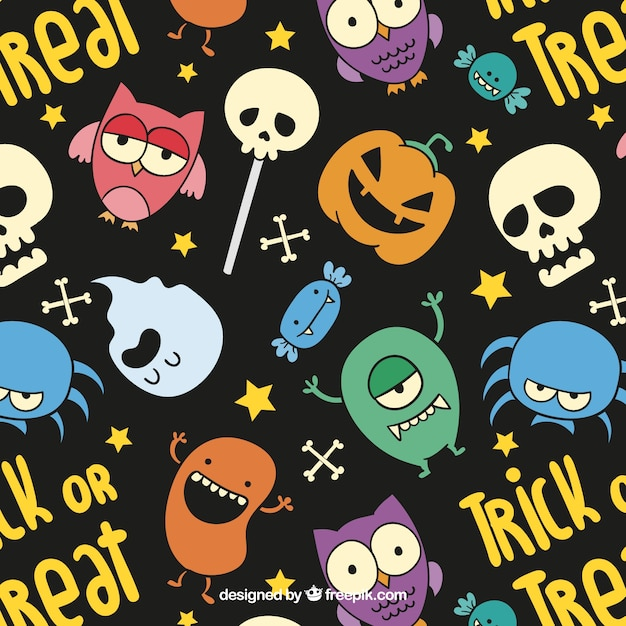 Dibujos animados de hallowen imagui