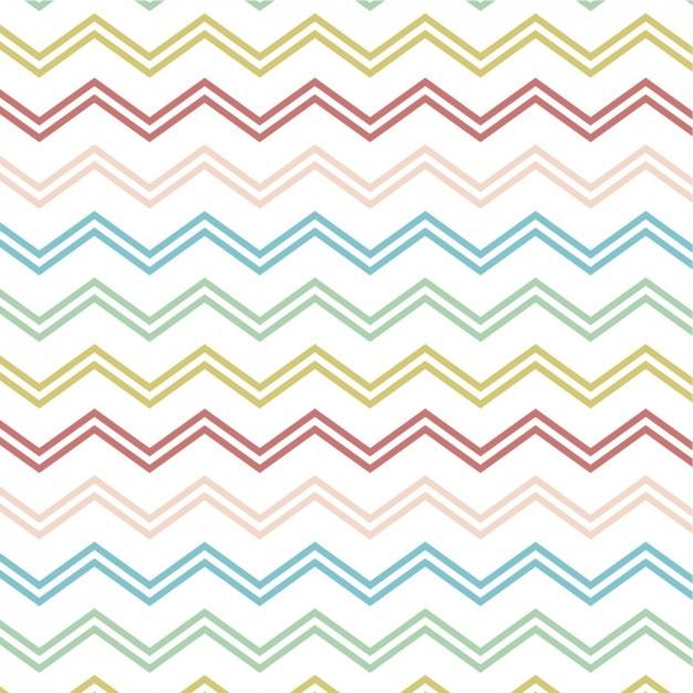 Patrón con líneas de colores | Descargar Vectores gratis