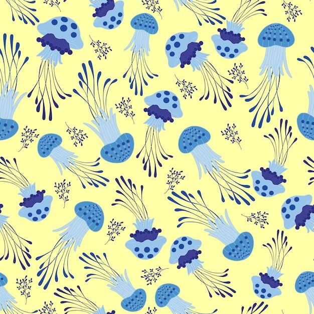 Perfecto Patrón De Crochet Medusas Bosquejo - Ideas de Patrón de ...