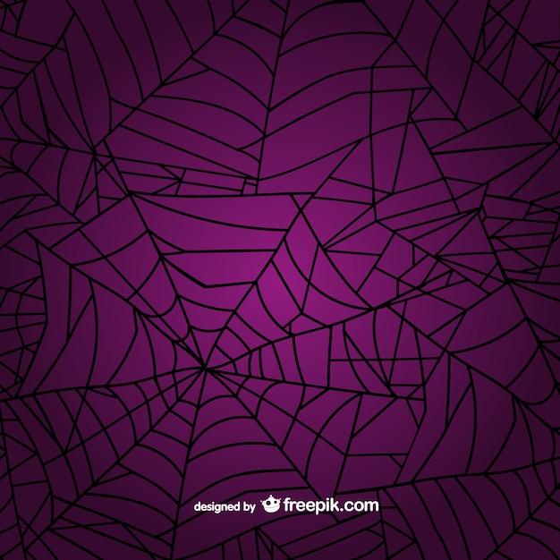 Patrón tela de araña   Descargar Vectores gratis