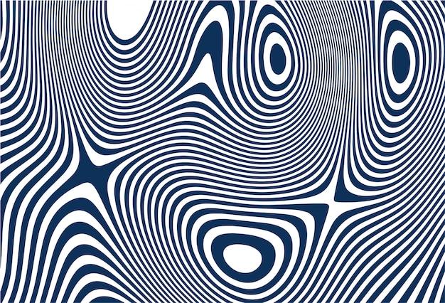 Patrón de zigzag transparente turquesa vector gratuito