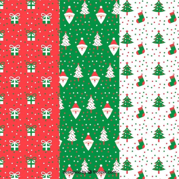 Patrones decorativos - Decorativos de navidad ...